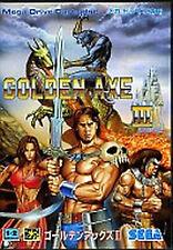 Mega Drive MD GENESIS Japan Golden Axe 3 GENESIS
