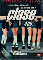 CLASE 406  Season 1 Novela ( 2-Disc Set) (Edited From Original Telecast) DVD New