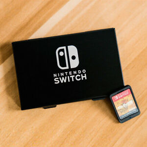 6 in 1 Aluminum Game Card Cartridge Case Holder Storage Box for Nintendo Switch