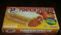 JJ's Bakery Lightly Glazed Pumpkin Spice Pie (6 Pack) Shipped Free in the USA