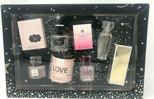 Victoria's Secret Mini Perfume Gift Set BOMBSHELL TEASE LOVE HEAVENLY Holiday