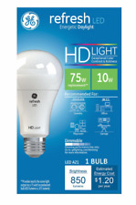 Light Bulb GE Led Hd 75w Aline 1pk Refresh