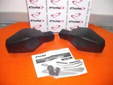 PUIG Matt Black Wrap-Around Hand Guards: DUCATI SCRAMBLER (8949J)
