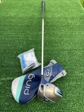 Ladies Ping G Le 11.5° Driver, ULT230 L Flex, Right Handed, VGC