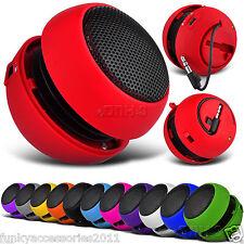 3.5mm Mini Capsule Travel Rechargeable Speaker