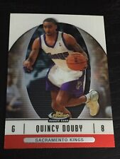 2006-07 Finest QUINCY DOUBY RC #64 basketball card ~ Rutgers / Kings rookie ~ F1