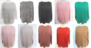 New Look Jumper Womens NEW LADIES PLUS SIZE S M L XL Free P&P  UK seller