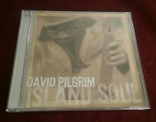 David Pilgrim Island Soul CD *Like New*