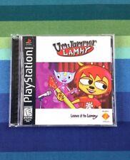 Um Jammer Lammy (Sony PlayStation 1, 1999)