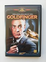 Goldfinger (DVD James Bond 007 Special Edition)