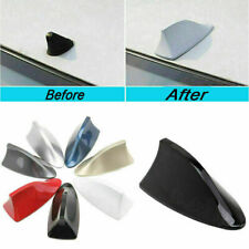 1x Auto Car Shark Fin Style Universal Roof Antenna Decoration Aerial US Stock
