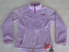 The North Face Girls' Osolita Fleece Purple Jacket - Size XL(18) NWT MSRP$90.00