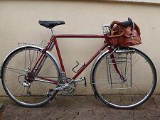Randonneuse Artisanal, Bernard Carré,Super Vitus Campagnolo // old bike vintage