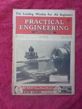New listing Vintage Practical Engineering Magazine - Workshop Practice. February 1941