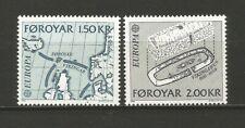EUROPA CEPT 1982 Foroyar îles de Féroé 2 timbres neufs MNH /TR1690
