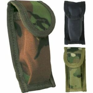 Military Multi Tool Knife Pouch Army BTP DPM BLACK Combi Holder