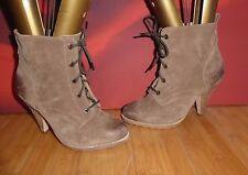 * 37 * Vintage Urban by NEXT en cuir marron Victorian boots UK 5 EU 38