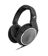 Sennheiser HD 471i estribo auriculares, 3 m longitud de cable, negro con natural recaudados