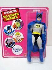 Batman Retro Action DC Super Heroes Action Figure by Mattel NIB 2010
