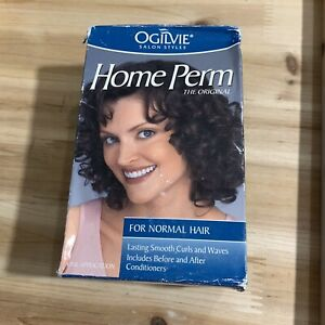Ogilvie The Original Home Perm For Normal Lasting Smooth Curls And Waves New