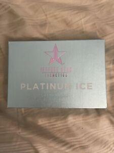 Jeffree Star Cosmetics PLATINUM ICE Skin Frost Pro Highlighter Palette BNIB