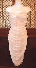 OMO made in the USA Norma Kamali Tulle Dress Size Medium