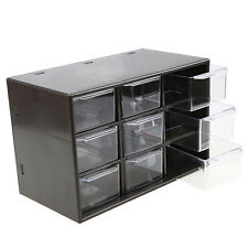 Mini Home Desktop Jewelry Organizer Drawer Container Storage Box Women Girl Gift
