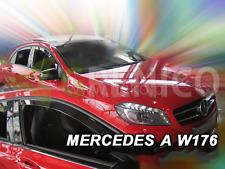 Windabweiser für Mercedes A-Klasse W176 2012 Schrägheck Hatchback 5türer vorne
