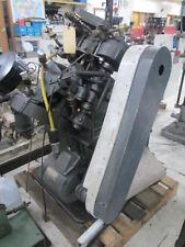 Waterbury Farrel 3Hp 1740 Rpm 230/460 Volt Beading Machine 2 Available