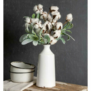 Farmhouse Milk Bottle Vase