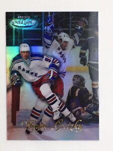 Wayne Gretzky 1998-99 Topps Gold Label #4 Class 3 Black