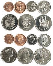 Solomon Islands 7 coins set 1996-2006 (#2773)
