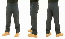 Men's Cargo Work Trousers MIG-550 with Multi Pockets & Knee Pads Pockets