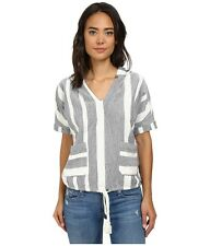 NWT $59.50 Roxy Ironwood Hooded Poncho Top X-Small/Small.