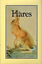 HARES 1981 Hcvr & DJ 1st American Ed. - Edited by D. Wyn Hughes