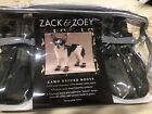 Zack and Zoey Oxford Dog Boots Large Camo/Green 4 Boots Nylon NEW