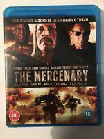 The Mercenary Blu-ray, 2011 Action Packed Thriller FREEPOST VGC