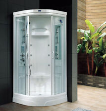 2 Seat Steam Shower Room Cabin Enclosure Cubicle Xavier Two X013