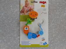 HABA - 3992 - attache tetine animaux de la jungle