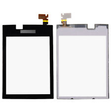 Black Touch Screen Digitizer Lens Glass Replacement Part For Nokia Asha 300 N300