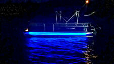 PONTOON BOAT LED KIT 16.4 FT X2 WITH WIRELESS REMOTE,BOAT DECK ACCENT LIGHTING