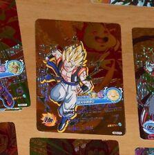 DRAGON BALL Z GT DBZ DBS HEROES GOD MISSION CARD PRISM CARTE HGD5-CP4 JAPAN NM