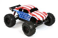 Custom Buggy Body American Flag for ARRMA Outcast Notorious 1/8 Car Cover Shell