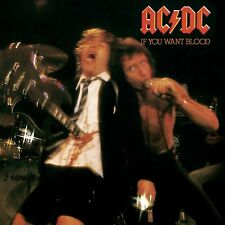 AC/DC - IF YOU WANT BLOOD, YOU'VE GOT IT: CD ALBUM (2003 REMASTER)