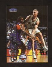 Chris Mullin--1999-00 Fleer Tradition Card--Indiana Pacers