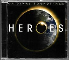 HEROES (B.O.F SOUNDTRACK O.S.T) ALBUM CD COMME NEUF