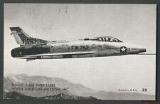 Arcade Card:U.S.A.F. F-100 Super Sabre #32