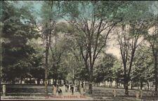 Foxoboro Ma Common c1910 Postcard