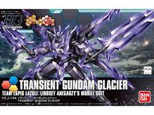 BANDAI [HG] TRANSIENT GUNDAM GLACIER 1/144 Scale Plastic Model