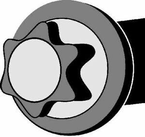 Opel Meriva 2004-2010 OEM Cylinder Head Bolt Set Engine Replacement Part